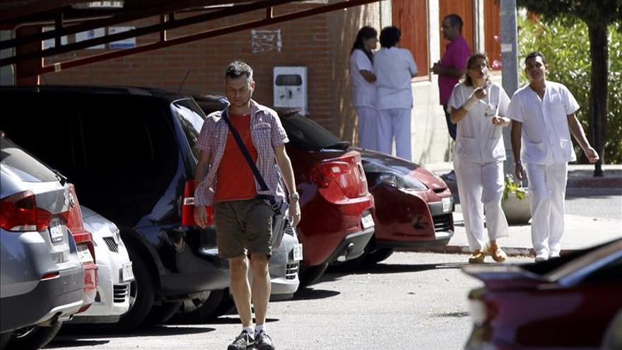 Activan el protocolo por ébola por un paciente en el Hospital Regional de Málaga