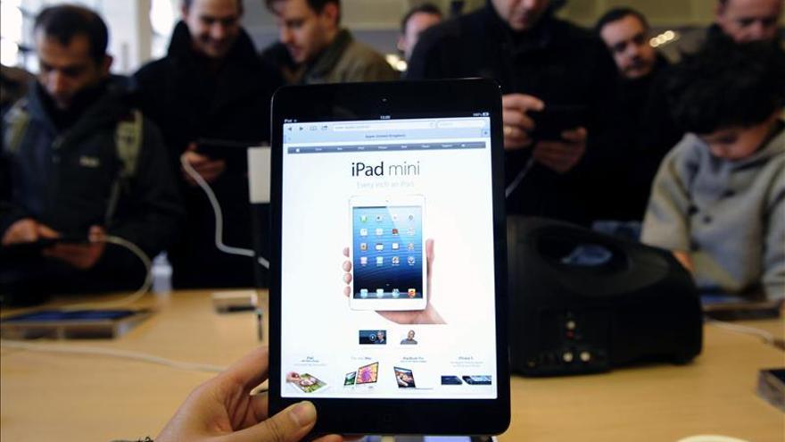Los diputados británicos se lanzaron a comprar ipads antes de las elecciones