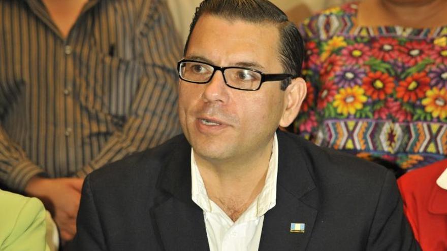 Líder opositor niega su participación en la agresión a la vicepresidenta de Guatemala