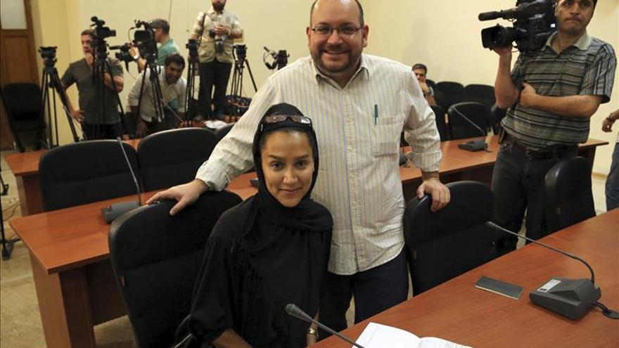 El juicio contra un periodista estadounidense  en Irán comienza marcado por el silencio informativo
