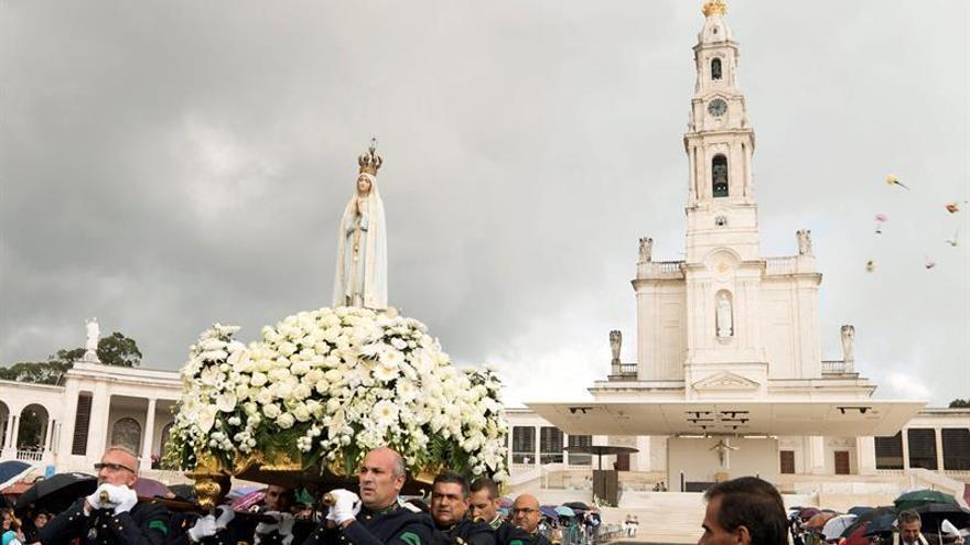 El Vaticano confirma el viaje del Papa al santuario de Fátima el próximo mayo
