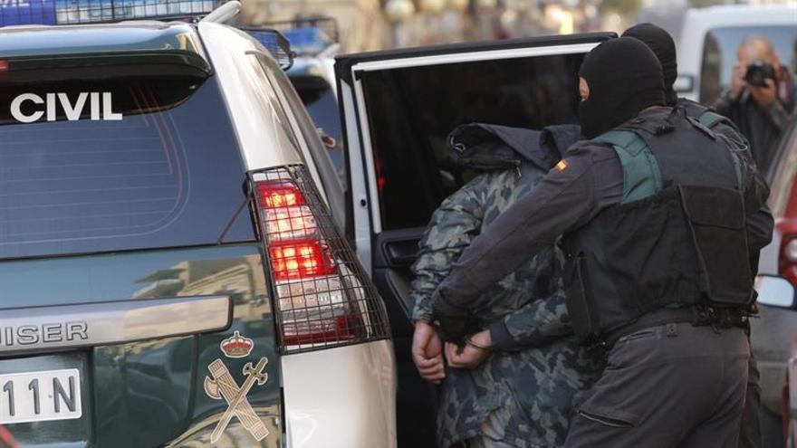 Detenido en Bilbao un yihadista de origen argelino
