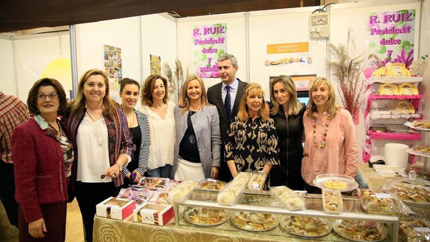 Inauguración de la Feria de los Sabores de Toledo / Ayuntamiento
