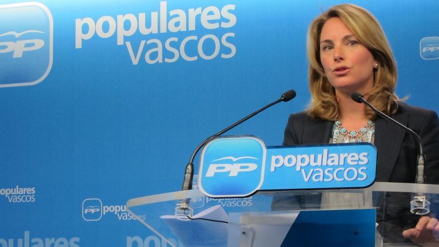 "PP vasco reclama al lehendakari ""liderazgo"" para frenar el declive de la actividad emprendedora en Euskadi"