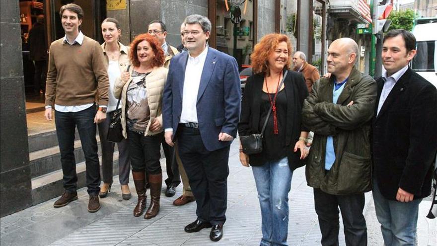 El PNV repite victoria en Bilbao pero sin mayoría absoluta, al 50 % escrutado