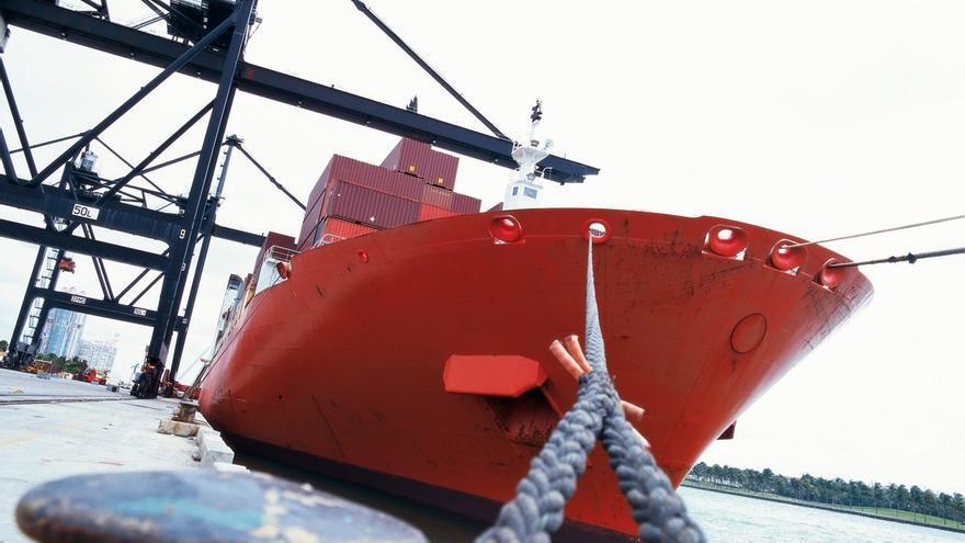 (Ampliación) Los precios de las exportaciones suben un 2,5% y los de importaciones un 1,3% en noviembre