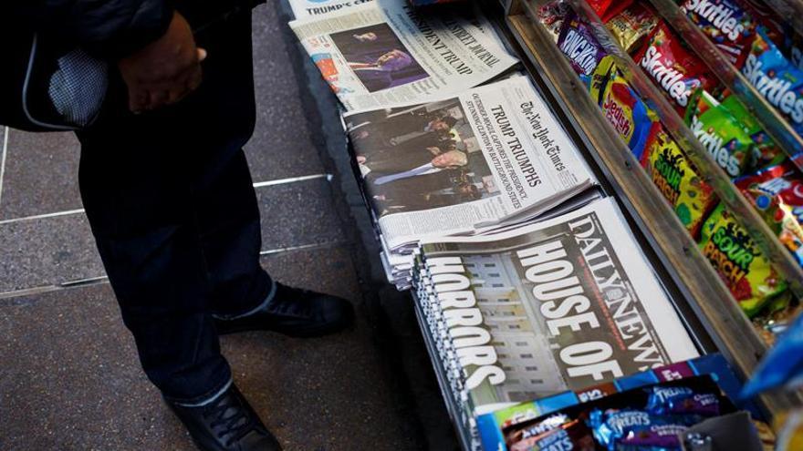 The New York Times gana 132.000 suscriptores netos tras el triunfo de Trump