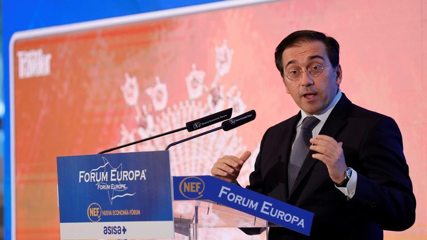 Exteriores contará con 2.254 millones de euros, un 19,7% más que en 2021