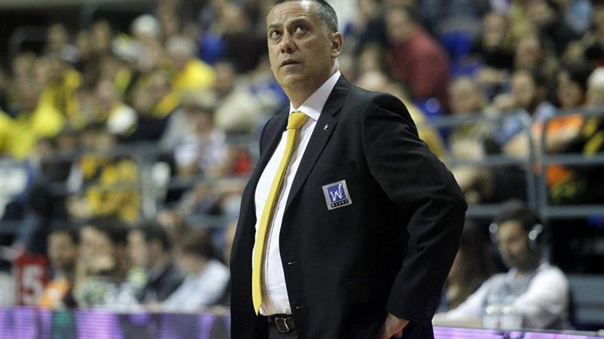 Alejandro Martínez seguirá en el Iberostar Tenerife las dos próximas temporadas.