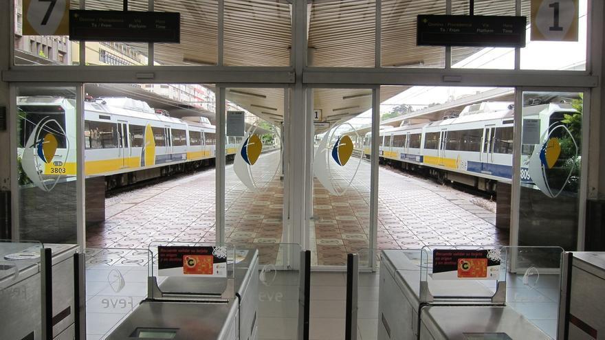 La estación de Renfe Feve de Santander ya dispone de servicio gratuito de WiFi