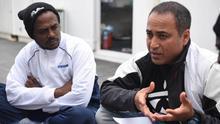 Ahmad Al Rousan, mediador cultural del Médicos Sin Fronteras. | FOTO: Sara Creta/MSF.