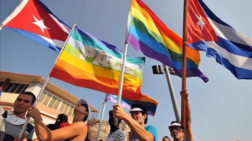 El movimiento cubano LGBT reclama socialismo sin homofobia en desfile callejero