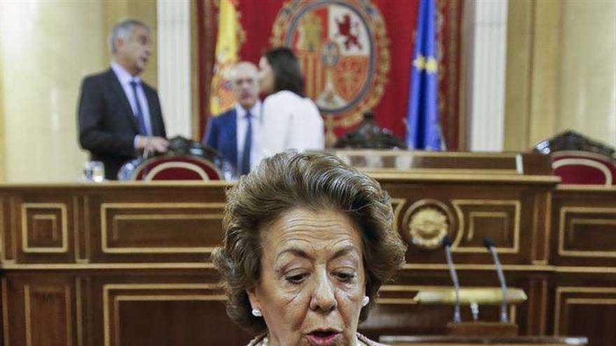 Rivera a Catalá: El pacto PP-C's obliga a Barberá a dimitir si es investigada