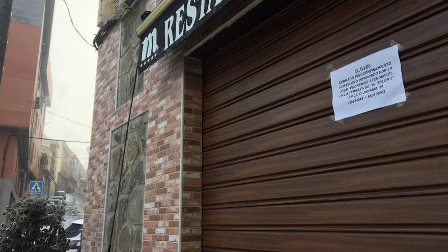 """El 2020 fue un """"auténtico desastre"""" para el tejido empresarial de Castilla-La Mancha con 741 empresas y 442 autónomos menos"""