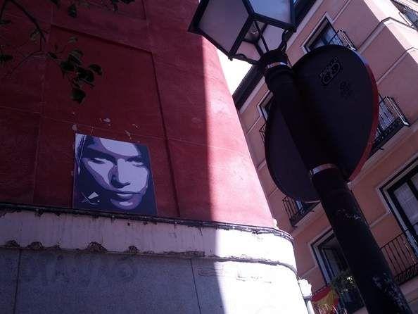 Retrato de Laetitia Casta en Palma con San Andrés | Foto: Somos Malasaña