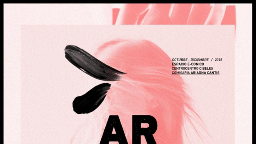 Cartel de la videoinstalación que se puede ver en Madrid hasta el 24 de enero.