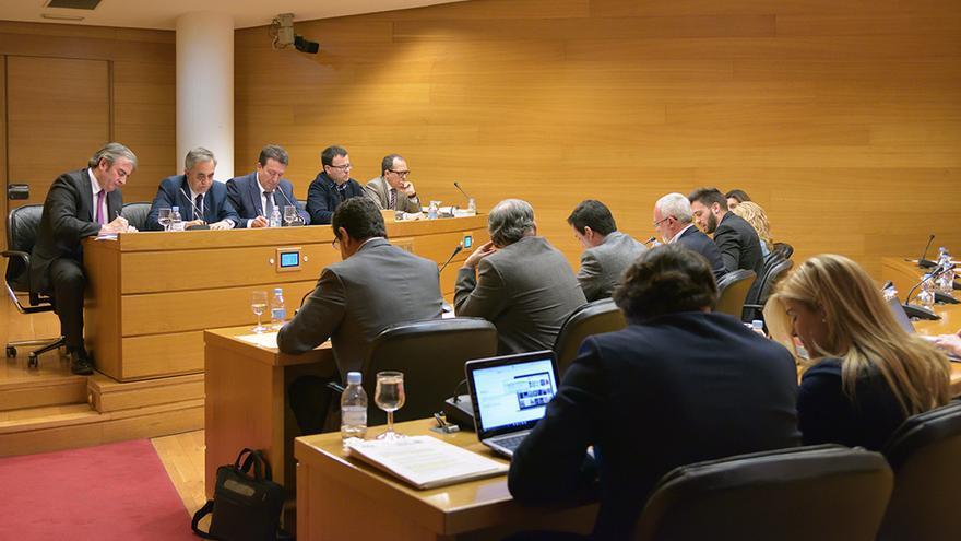 Los liquidadores de RTVV han comparecido ante la comisión parlamentaria