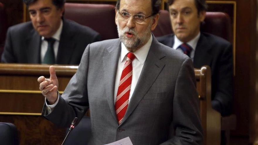 Rajoy abre el debate haciendo balance de sus prioridades en empleo