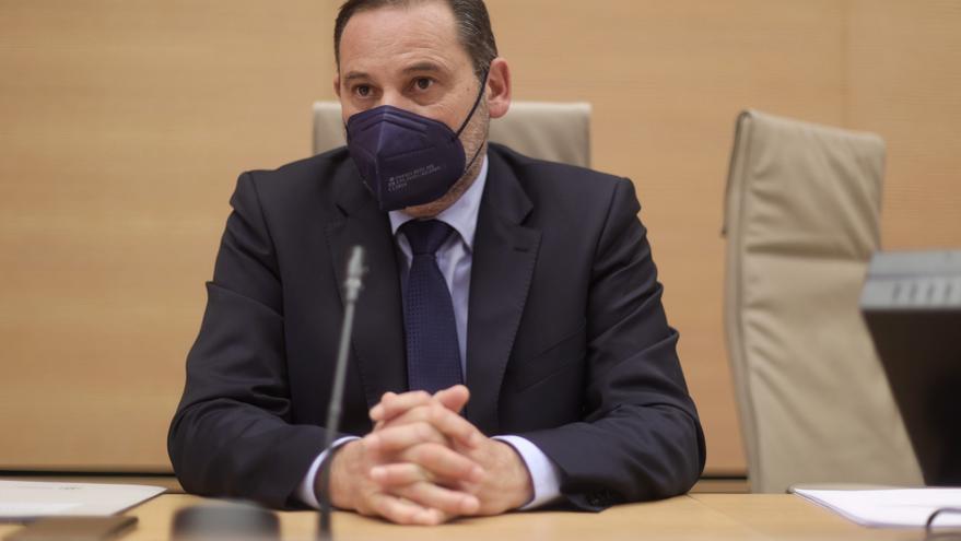 El ministro de Transportes, Movilidad y Agenda Urbana, José Luis Ábalos. Foto de archivo.