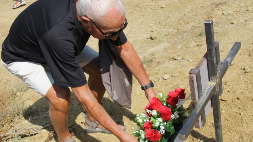 La madre de Mariano Vinué fue asesinada hace 81 años