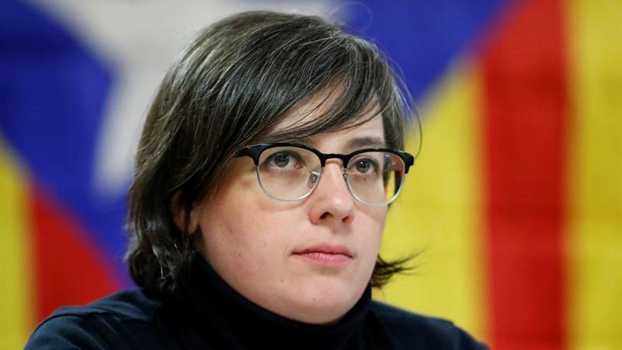 Mireia Boya: Llarena hace justicia a la carta y no basada en hechos objetivos