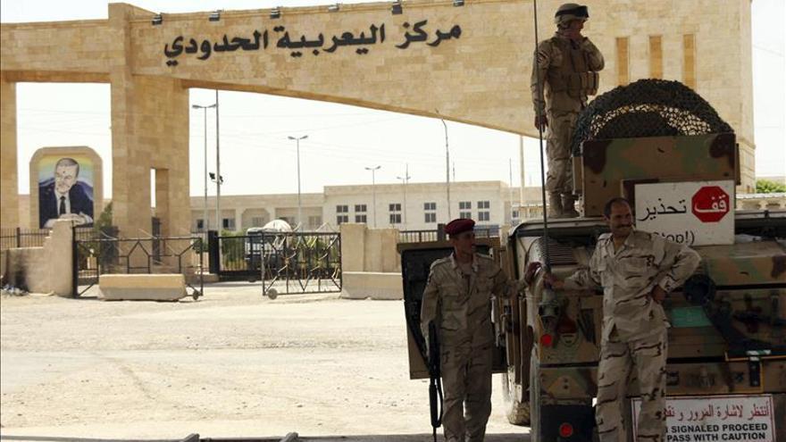 El EI traslada a presos de Irak a Siria por temor a una ofensiva contra Mosul