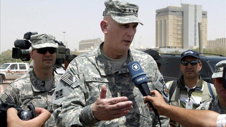 El jefe del Ejército de EE.UU. descarta el envío de tropas estadounidenses a Irak