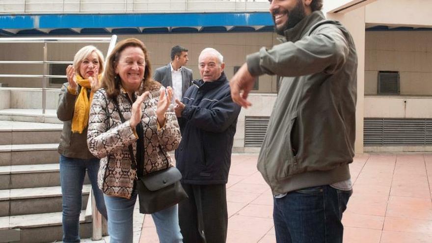 Mantienen una petición de cárcel para Candel por calumniar al fiscal jefe de Granada