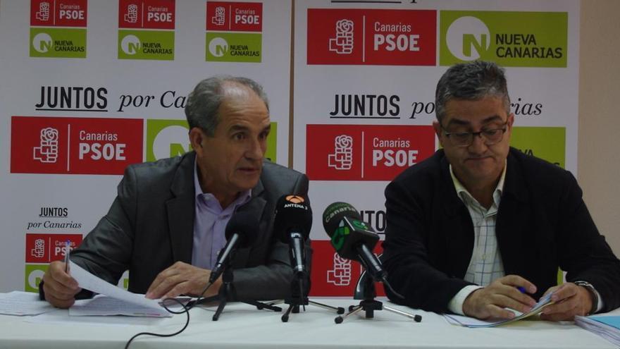 José Miguel Rodríguez y Juan Díaz