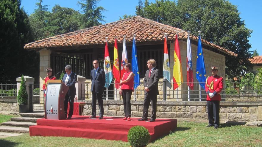 Cantabria celebra este viernes en Puente San Miguel el Día de las Instituciones