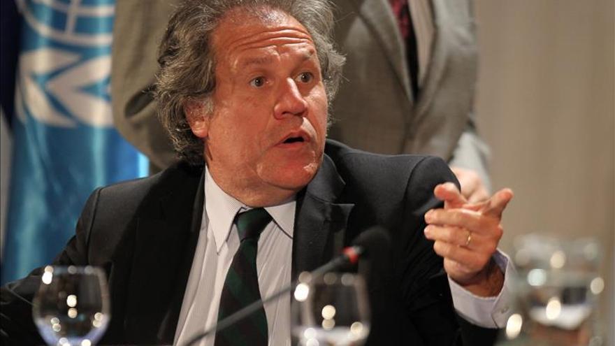 """OEA: """"El asesinato de un político es una herida de muerte a la democracia"""""""