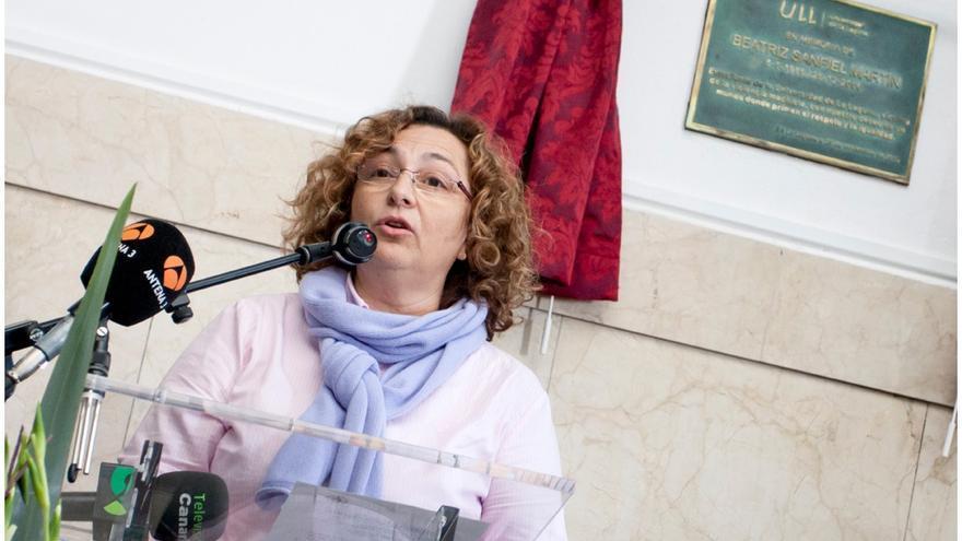 La ull homenajea a beatriz sanfiel estudiante asesinada for Arquitectura tecnica ull