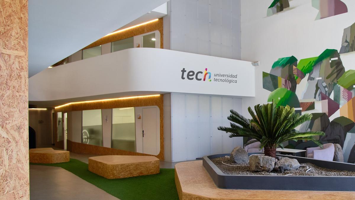 Sede del grupo educativo TECH en Tenerife