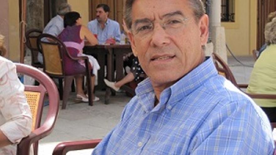 El tenor Tomás Cabrera. - tenor-Tomas-Cabrera_EDIIMA20130309_0319_1