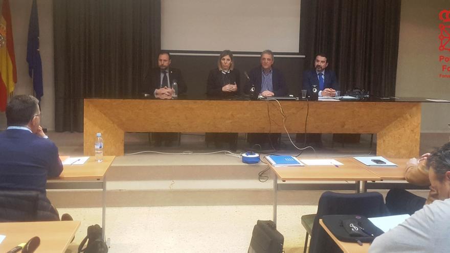 Policía Foral recibe formación en materia de radicalismo violento de la mano del CITCO
