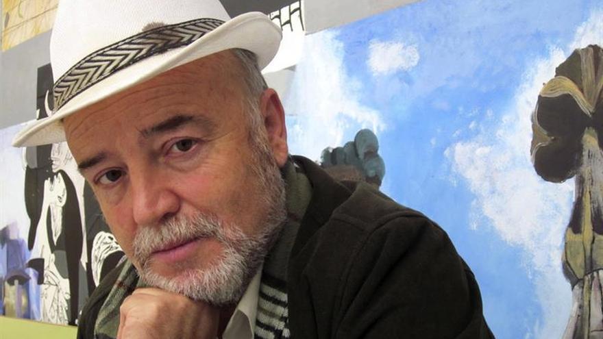 """Rafael Adolfo Téllez: """"El poeta tiene todos los privilegios menos el de mentir"""""""