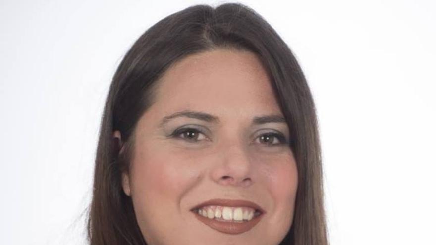 Guayarmina Méndez.