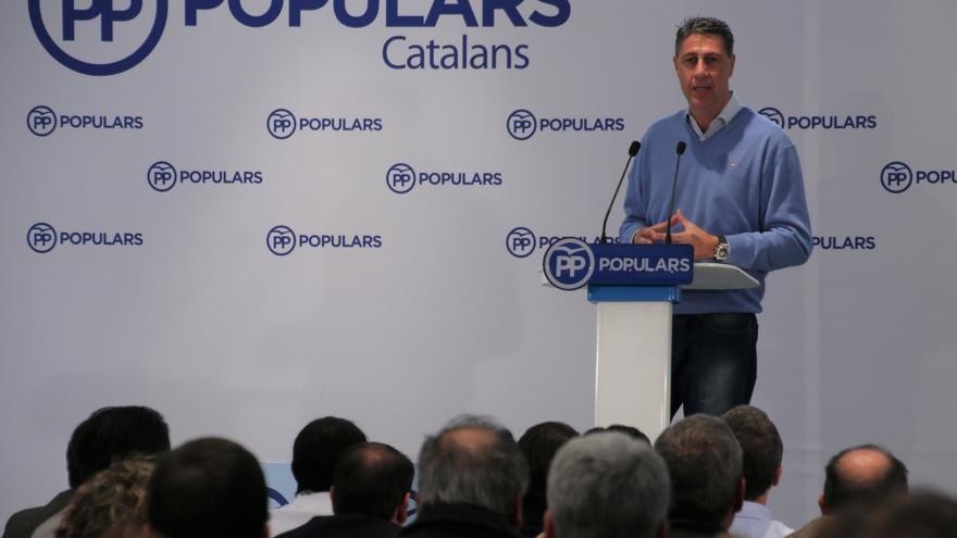 Albiol (PP) pregunta a Rivera si votaría en un referéndum independentista