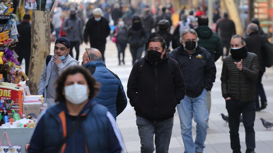Chile suma 315 casos de covid-19, un nuevo mínimo desde abril de 2020
