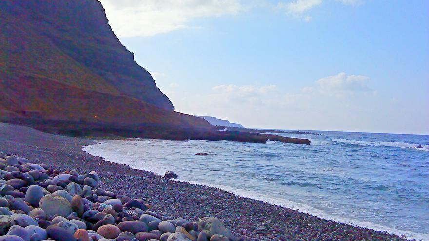 Un hombre fallece ahogado en la playa de Vagabundo, en Santa María de Guía