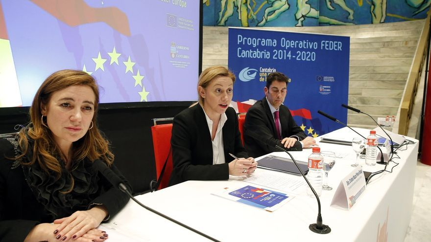 """Gobierno central y regional creen que el nuevo programa operativo FEDER será """"capital"""" para el crecimiento y el empleo"""