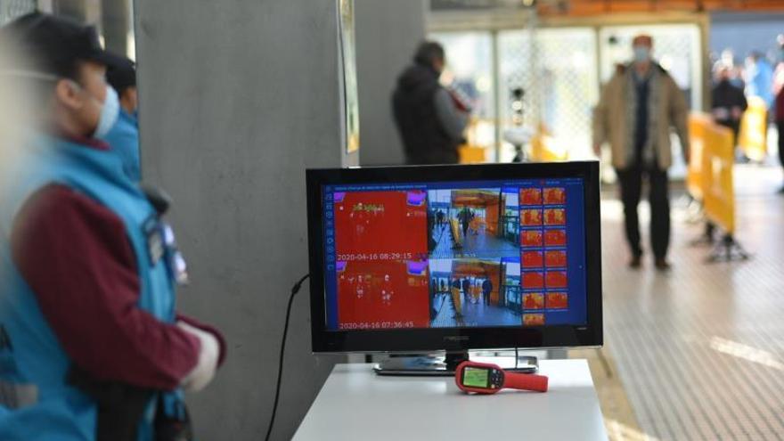 Buenos Aires implanta un sistema para medir la temperatura corporal en estaciones