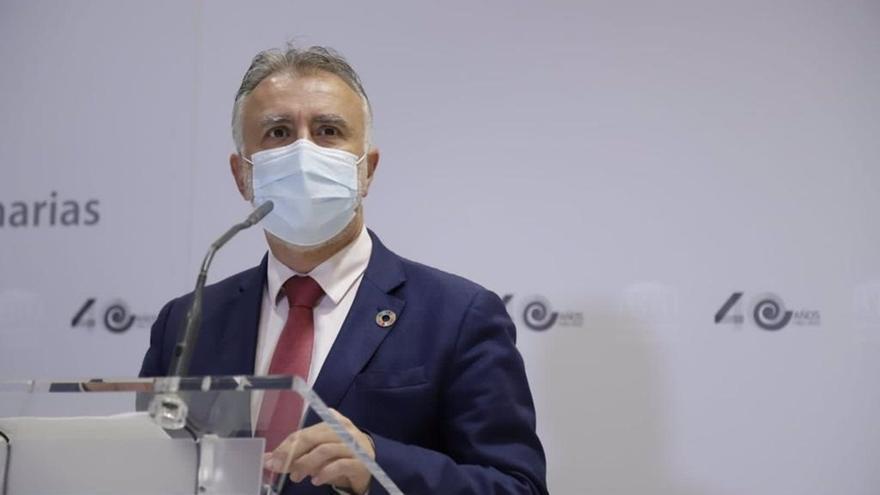 El Gobierno de Canarias decreta el toque de queda en Tenerife desde las 23.00 horas