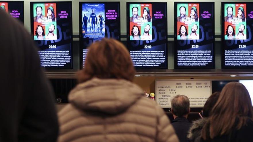 """""""Ocho apellidos vascos"""" es ya la película española con más espectadores"""