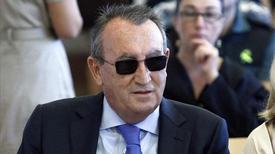 El expresidente de la Diputación de Castellón, Carlos Fabra