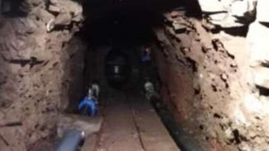 """Agua para La Palma dice que la intervención en el Túnel de Trasvase """"será un fiasco"""" si no cuenta con la supervisión de Carlos Soler"""