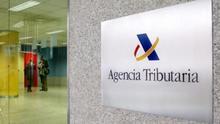 Una oficina de la Agencia Tributaria. EFE