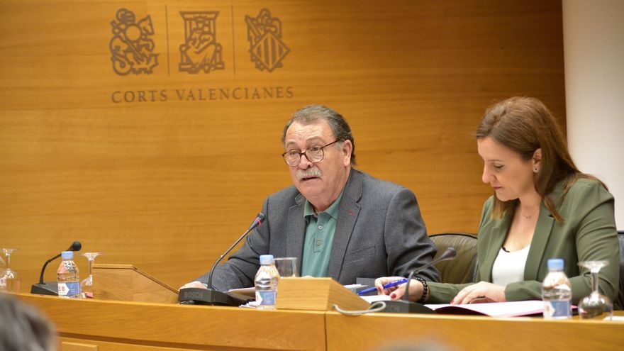 Narcís Álvarez, secretario autonómico de Salud Pública