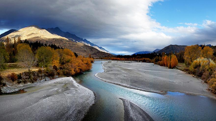 Shotover River, en la región de Otago. Bernard Spragg