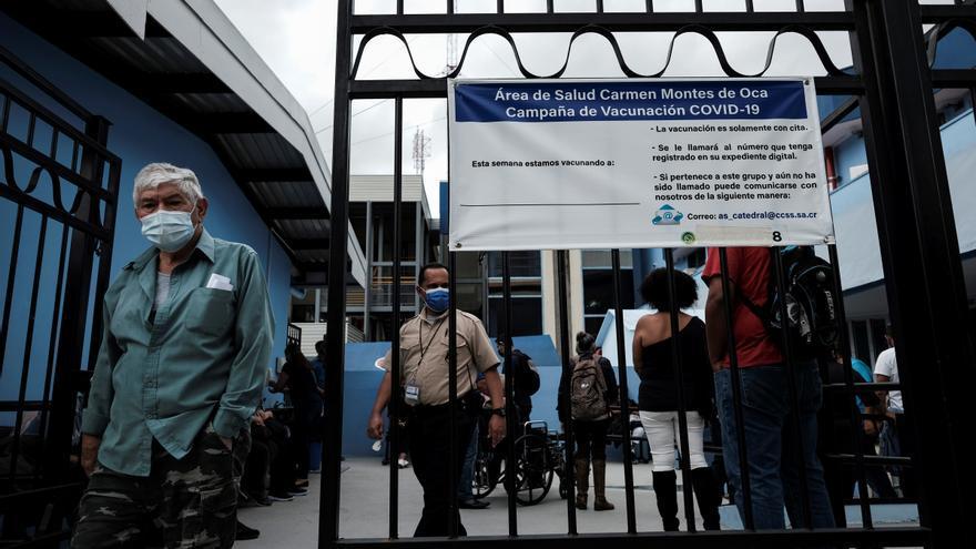 Crece el pedido de medidas fuertes para contener el contagio de covid en Costa Rica